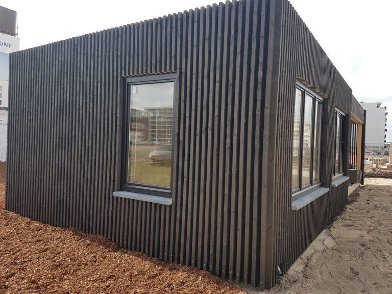 Model huis IMMOBEL